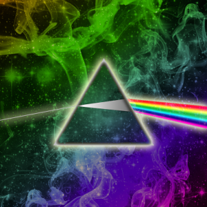 Laser Dark Side Of The Moon