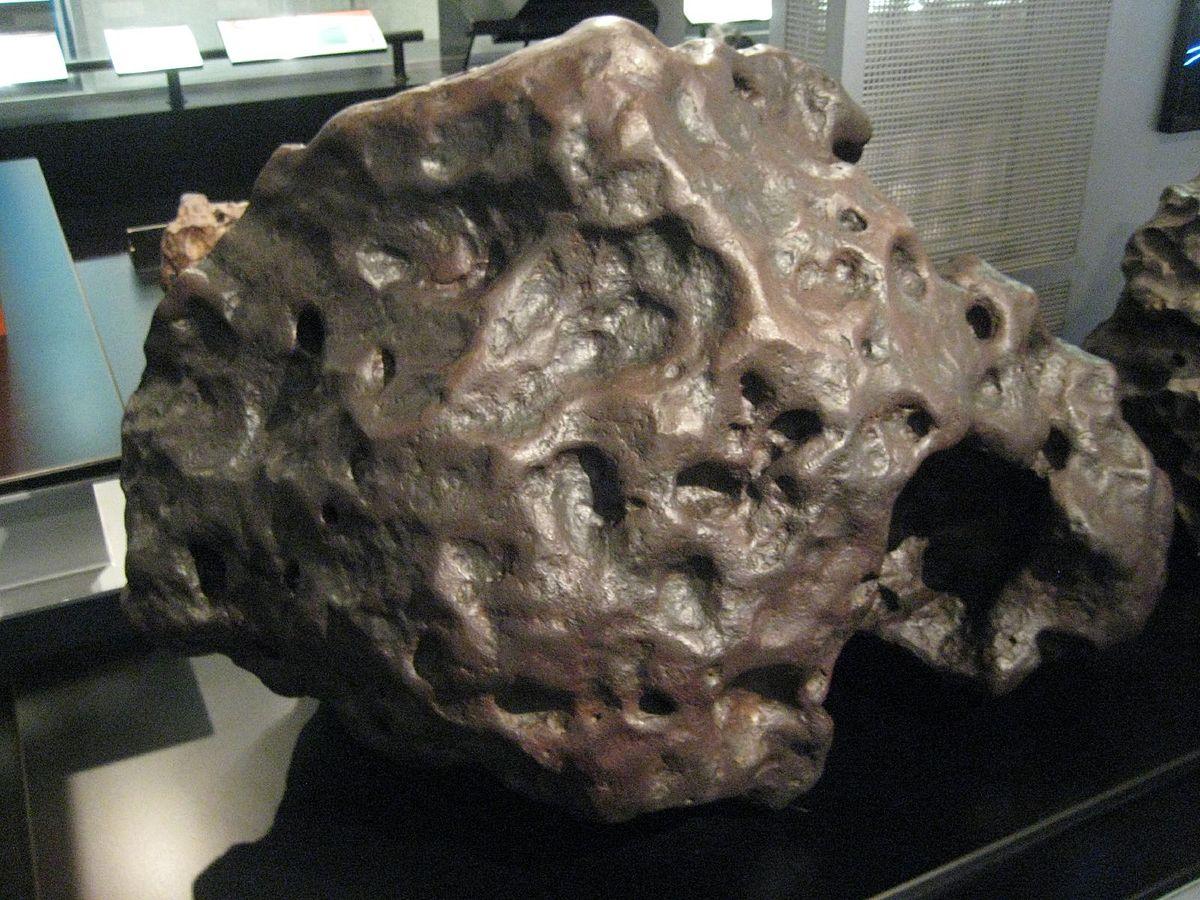 Explore A Meteorite