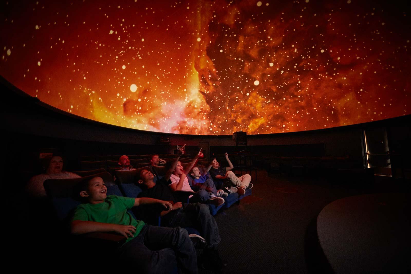 Planetarium in Eugene
