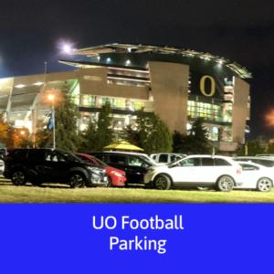 Football Parking Circle