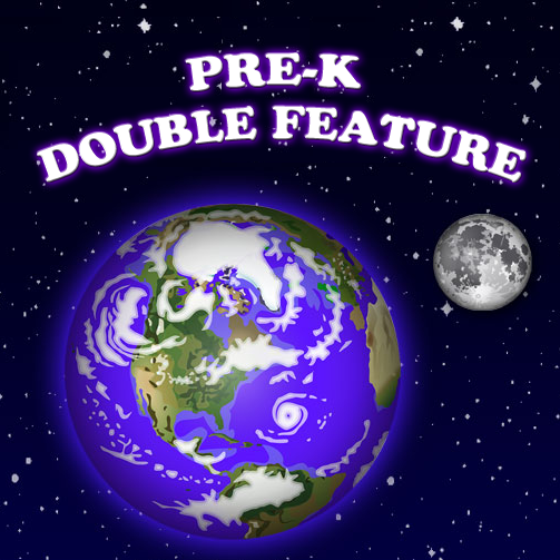 Pre-K Double Feature: Space Shapes + Ode To The Planets