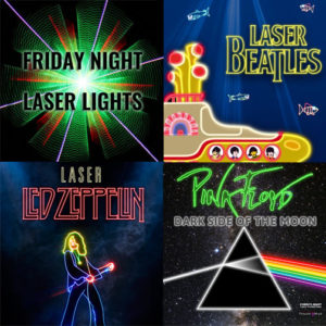 Friday Night Laser Shows | Eugene Science Center