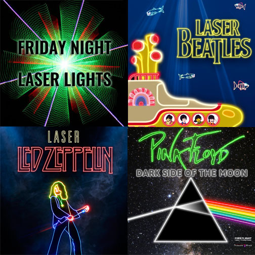 Friday Night Laser Shows