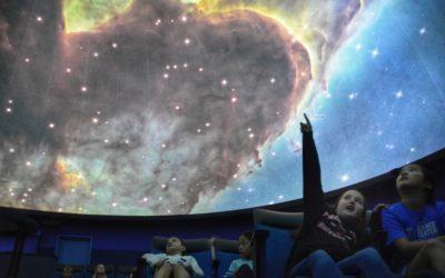 Planetarium Upgrade