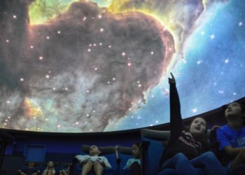 Planetarium Upgrade