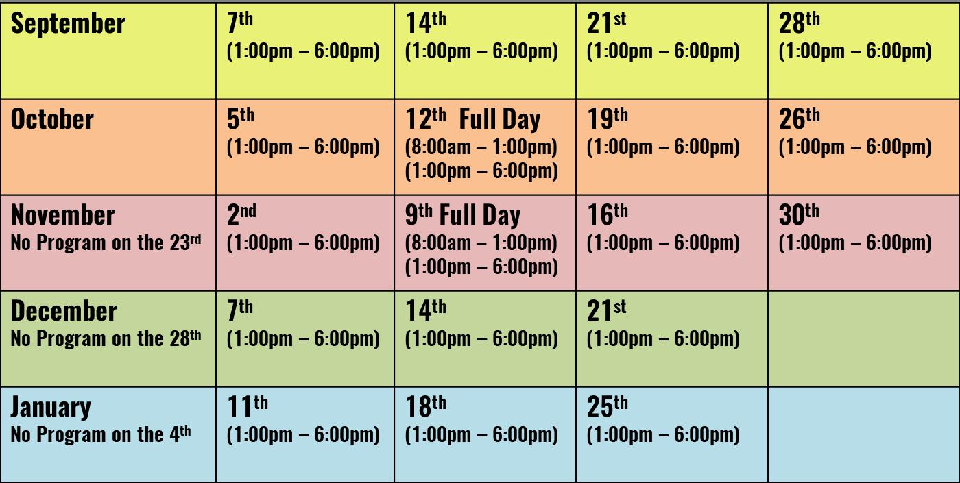 SAS Calendar png