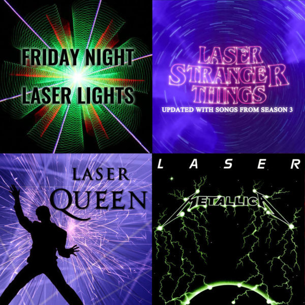 Friday Night Laser Shows