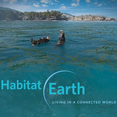 HabitatEarth Poster27x40 V01