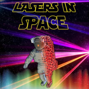 Lasers In Space