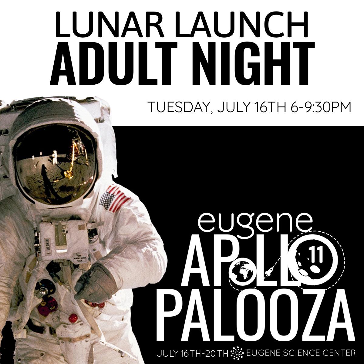 Lunar Launch Adult Night Box