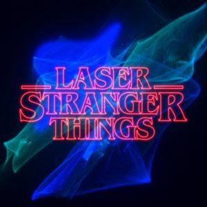 Laser Stranger Things