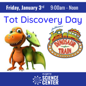 January Tot Discovery Day