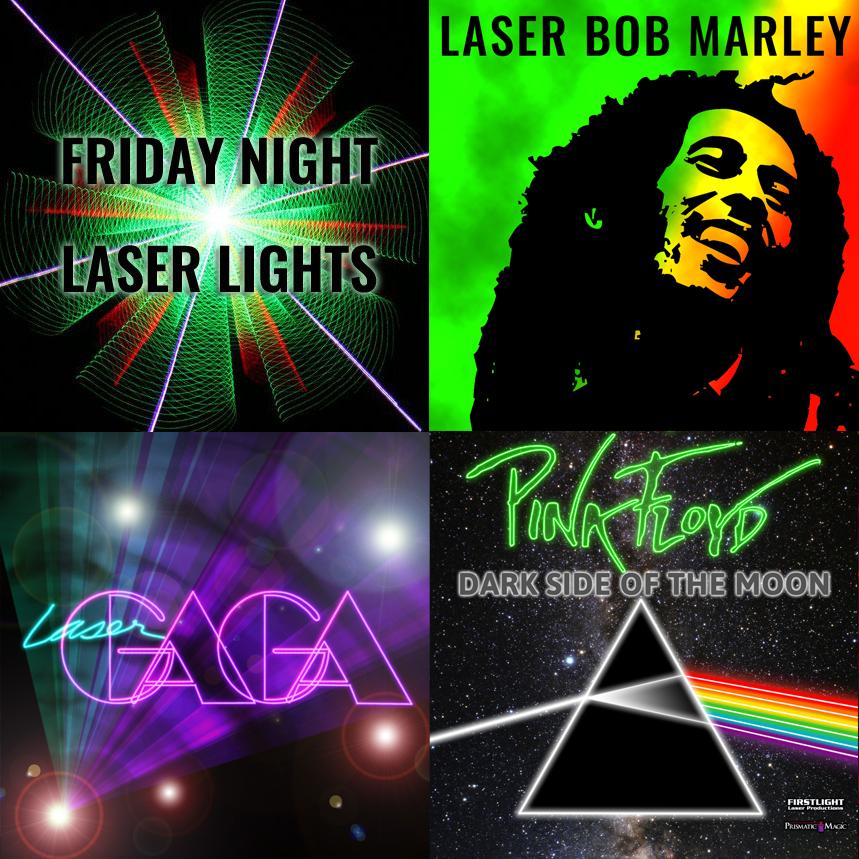 CANCELED: Friday Night Laser Shows
