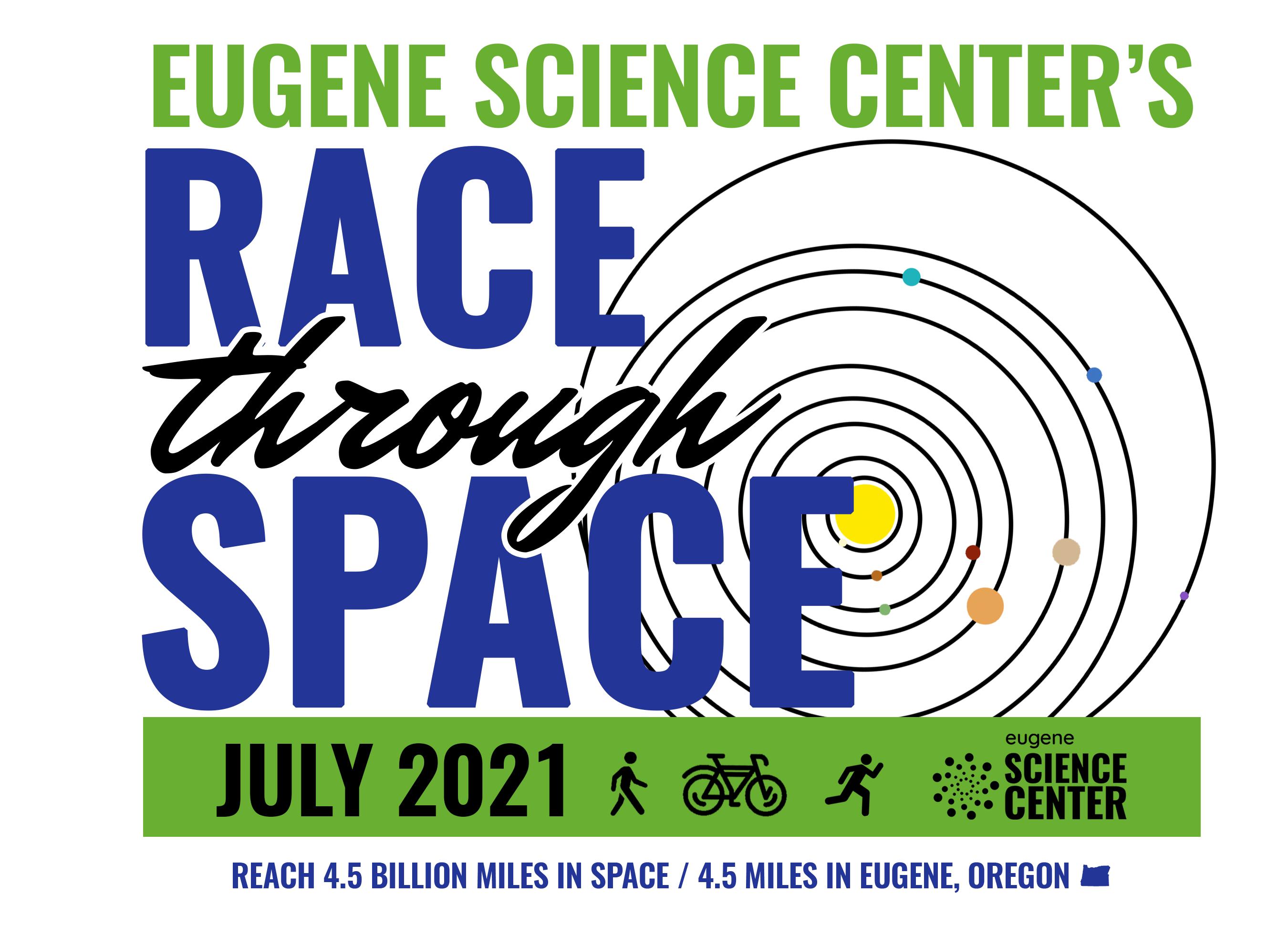 Race Through Space 2021 Logo